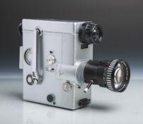 """Filmkamera """"Nizo FA3"""" von Braun AG (Bj. 1963 - 1965), Federwerk, Vollautomat,"""