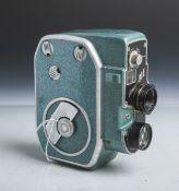 """Filmkamera """"Bauer 88 E"""" von Robert Bosch GmbH (Stuttgart, Baujahr 1955 - 59),"""