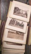 Verschiedene Fotoaufnahmen aus Ägypten und anderswo (wohl 2. Hälfte 19. Jahrhundert),