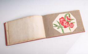 """Kleines altes Poesie-Album (Stuttgart 1864-München 1874), Eintrag bez. """"An Marie"""","""