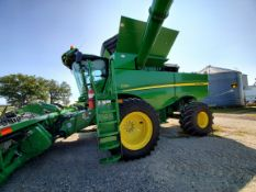 R & G Farms Equipment Retirement Auction