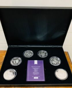 A Timed Auction of Worldwide Coins