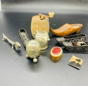 A small selection of curios