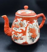 A 19th Century Chinese Teapot