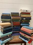 A selection of classical, fiction and poetry books to include, The Oxford Book of American Verse,