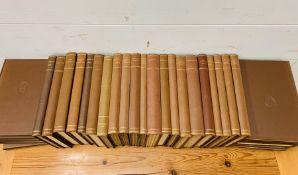 Shakespeare's works Cambridge University Press (Thirty Three Volumes) 1926