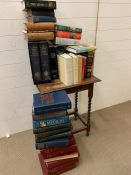 Selection of Oxford Dictionary's and Biography's books to include six volumes of English Dialect
