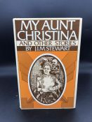 """""""My Aunt Christina"""" Book by famous critic and author J.I.M. Stewart. Signed 1st Edition."""