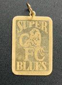 A 9 ct gold Chelsea Pendant