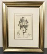 ALEXANDER MILLAR Original Sketch 'A Man's Best Friend'