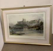 A Print of Windsor Castle