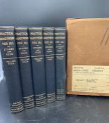 Practical Handiwork For All in Five Volumes Stubbs and Reed