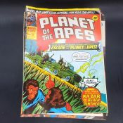 A Selection of 48 Vintage Planet of the Apes