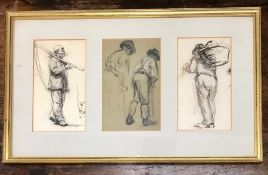 Original drawing from the studio collection of Ada Mary Galton (1871 -1934)