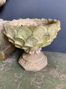 Tulip urn planter (H48cm Dia50cm)