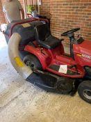 Honda Hydrostatic 4514 ride on mower