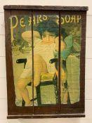 Vintage Pears Soap advert