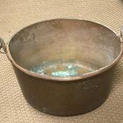 A Copper Jam Pan