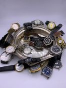 A Selection of fashion watches