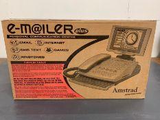 Amstrad boxed e-mailer plus