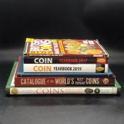 A Selection of Six Books on Coin collecting.