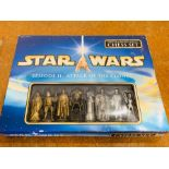 A Star Wars Episode Two Attack of the Clones chess set