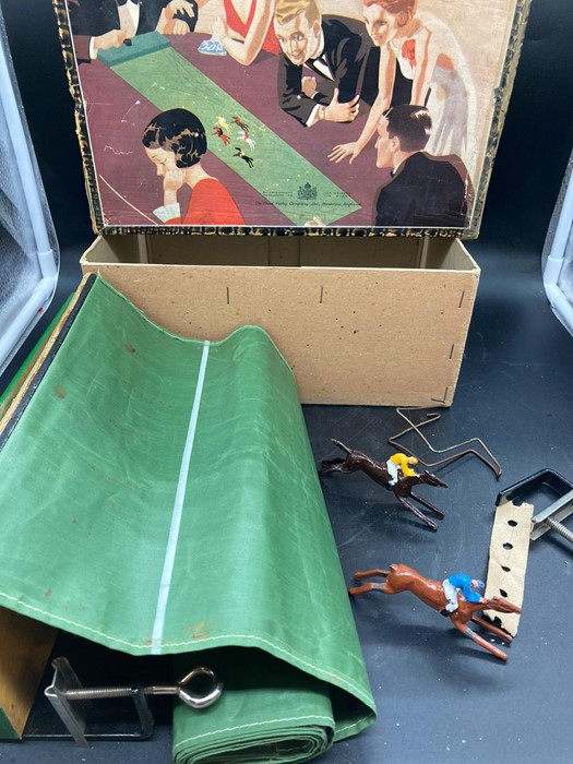 A vintage Escalado Chad Valley game, partially boxed, - Image 3 of 4