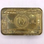 A Queen Mary WWI Christmas 1914 Tin