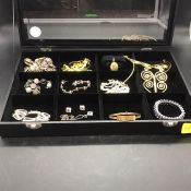 A Selection of twenty three quality items of costume jewellery to include various styles and