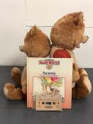 Two Teddy Ruxpin Bears