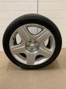 A Bentley car wheel. 19inch - 275 - 40 - 19 rim