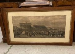 Attributed to Stephen Pearce (1819-c.1904) British, King Edward VII at the horse races (?),