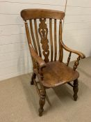 A Windsor style chair