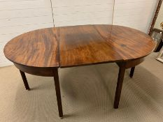 An 18th Century George II double D end dining table