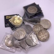 Coins: A selection of Crowns