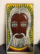 Christ the Redeemer by Brazilian Artist Marco Antonio