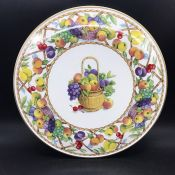 A Royal Worcester cheeseboard.