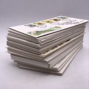 A Volume of First Day Covers