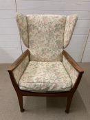 A Parker Knoll armchair