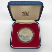 A 1977 Silver Proof Coin