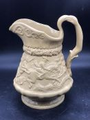 A jug by William Ridgway & Co dated to base October 1 1835