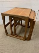 A Mid Century G Plan Nest of Tables
