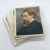 Cigarette Cards: R & J Hill Ltd Historic Place from Dickens Classics.
