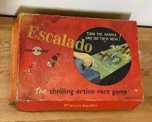 A Vintage Chad Valley Escalado Game (AF)