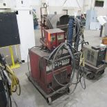 Lincoln-Electric 325-Amp Idealarc R3S-325 Constant Voltage DC Power Source Arc Welder, S/N: