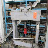 H-Frame Hydraulic Press; 40 in. Max Work Area
