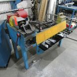 Olsen Bench Top Power Flare; with Cart