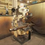 Supermax 3-HP Model YCM-16VS Vertical Milling Machine, S/N: 6035240 (1995); with Proto-Trak 3-Axis