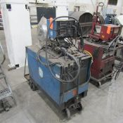 Miller 450-Amp Pulstar 450 Constant Potential Pulsed DC Arc Welding Power Source, S/N: JF848097;