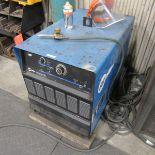 Miller 650-Amp Dimension 652 CC-CV-DC Welding Power Source, S/N: LJ020295C; Input: 230/460/575 V,